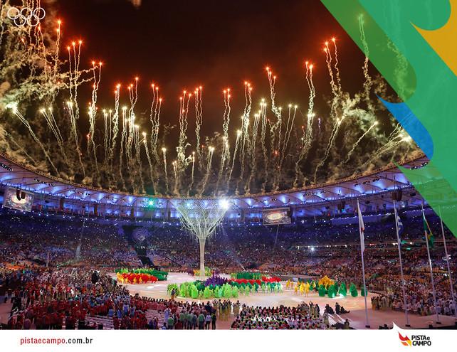 Cerimônia de encerramento marca o sucesso da primeira olimpíada na América Latina