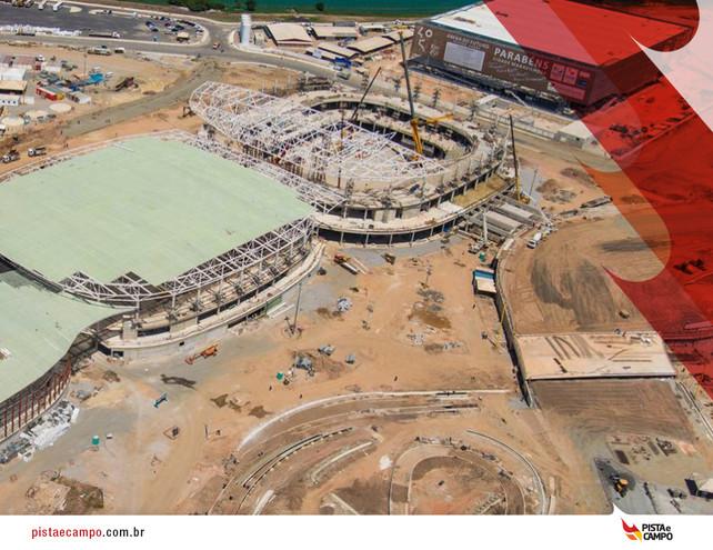 A Olimpíada está ficando muito grande para apenas uma cidade. Não está na hora de mudanças?