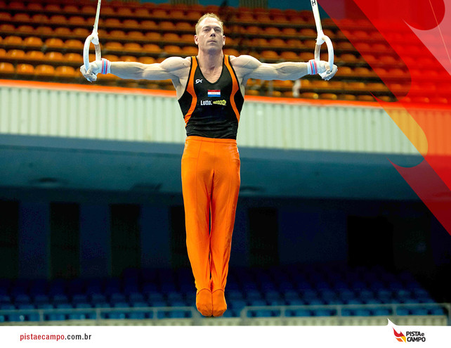 O ginasta Yuri van Gelder é eliminado dos jogos devido ao uso de álcool no último sábado
