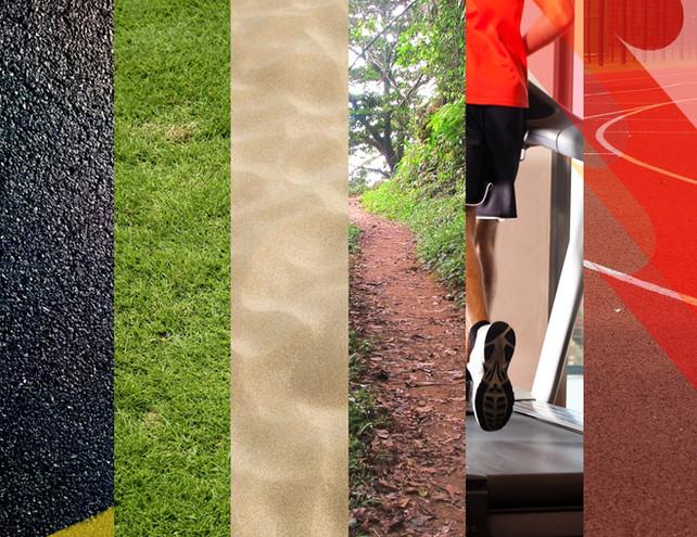 Conheça os efeitos de cada tipo de solo no seu corpo na hora da corrida