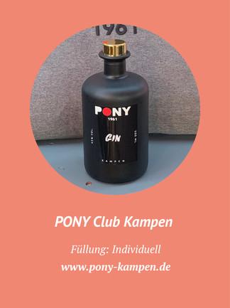 Pony Kampen Gin