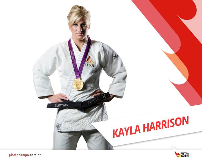 Conheça a história de superação de Kayla Harrison!