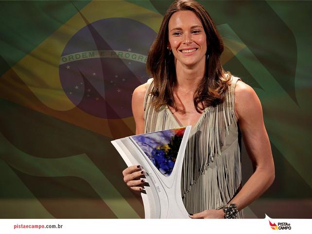 Fabiana Murer é atleta da comissão IAAF