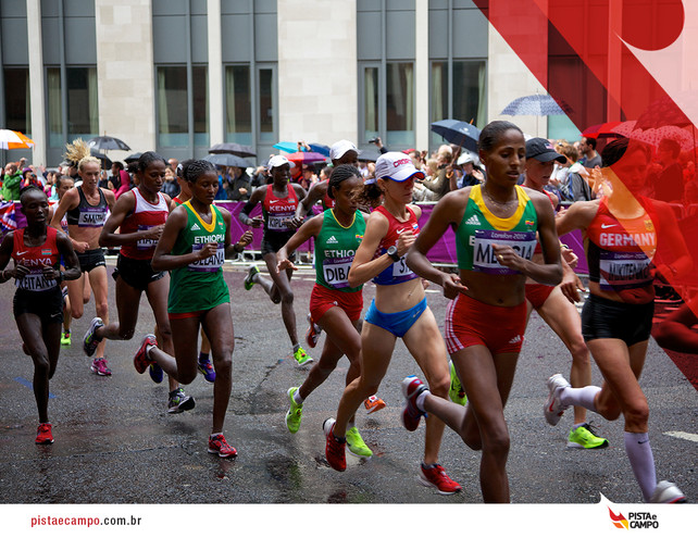 Brasileiros convocados para maratona e marcha atlética nas olimpíadas