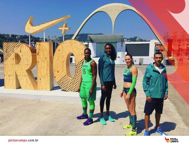 Brasil tem uniformes que prometem mais velocidade, conforto e beleza aos atletas Olímpicos