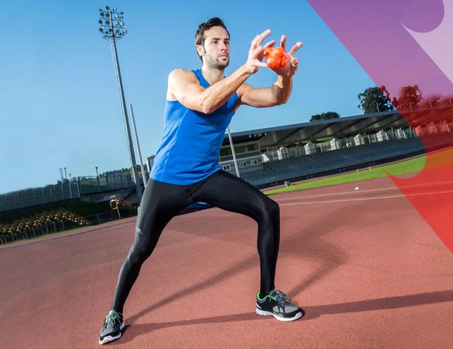 Conheça o treino com a Bola de Reação (Reaction Ball) para um reflexo perfeito