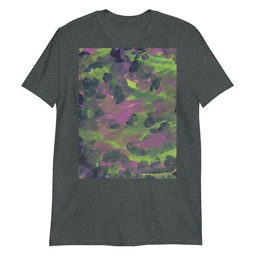 Space Short-Sleeve Unisex T-Shirt