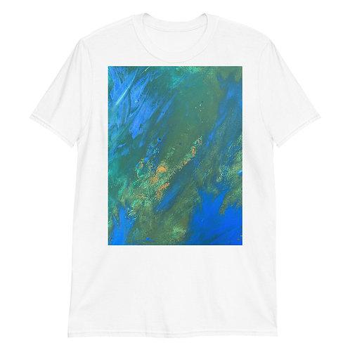 Pumuayo Short-Sleeve Unisex T-Shirt