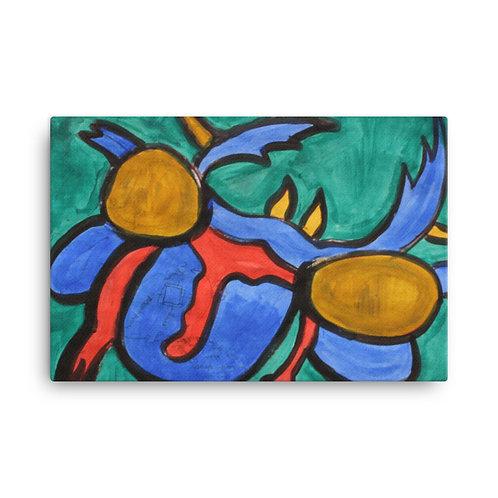 Beatle Canvas