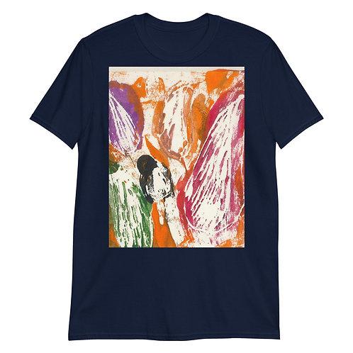 Scratch Short-Sleeve Unisex T-Shirt