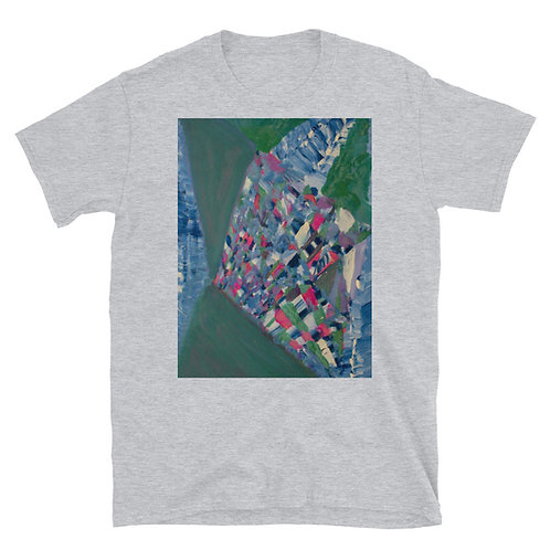 Dot Short-Sleeve Unisex T-Shirt