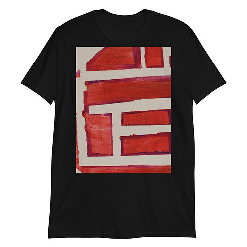 Block Short-Sleeve Unisex T-Shirt