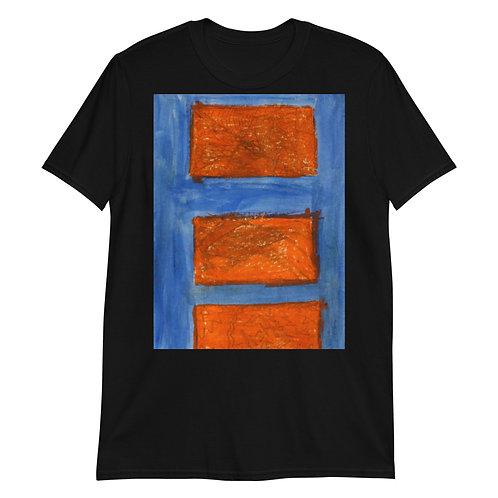 Orange Short-Sleeve Unisex T-Shirt