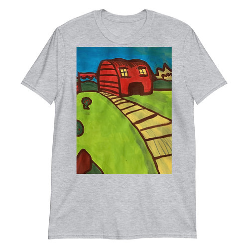 House Short-Sleeve Unisex T-Shirt