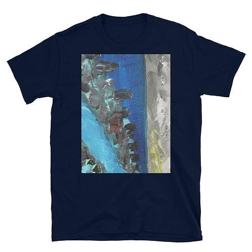 Coast Short-Sleeve Unisex T-Shirt
