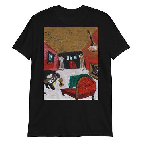 Cave Short-Sleeve Unisex T-Shirt