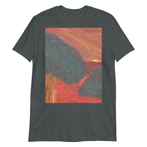 Sunset Short-Sleeve Unisex T-Shirt