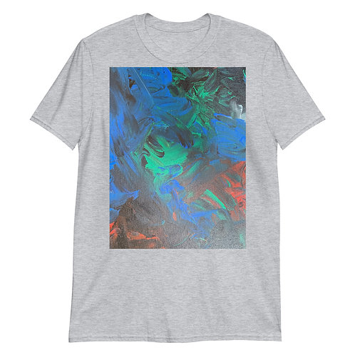 Acoustic Short-Sleeve Unisex T-Shirt