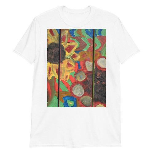 Sunflower Short-Sleeve Unisex T-Shirt
