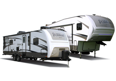Travel Trailer & Fifth Wheels