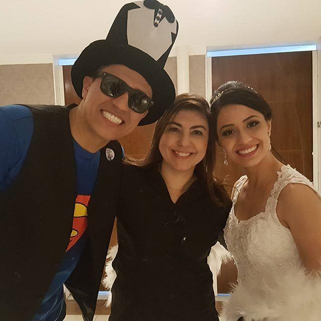 Noivos Jessika e Felipe