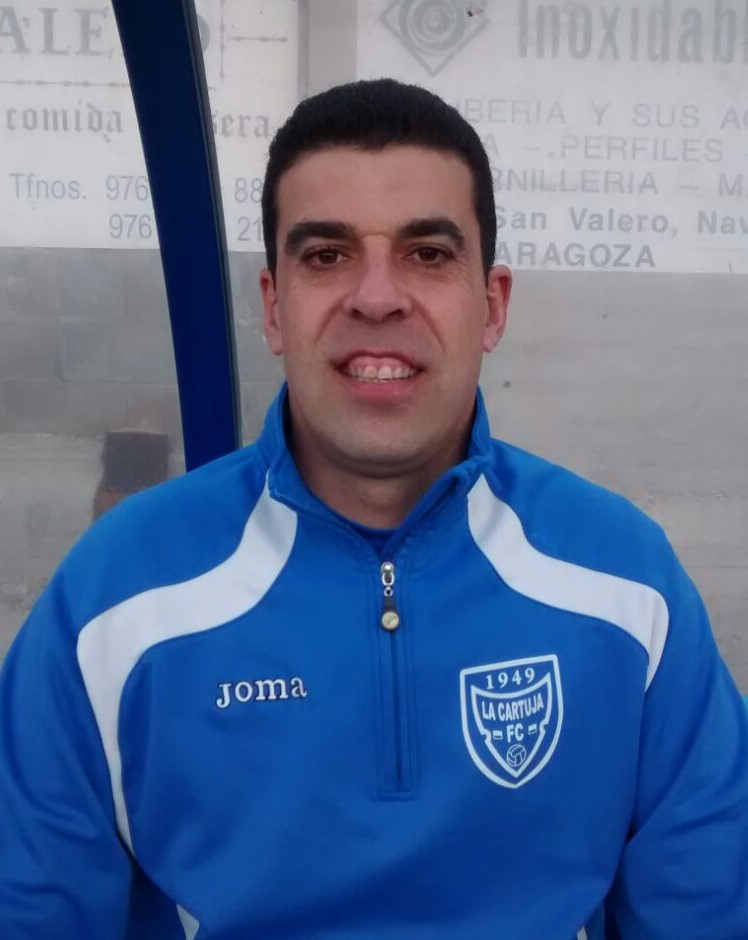 Rincón entrenador Óscar Culebras