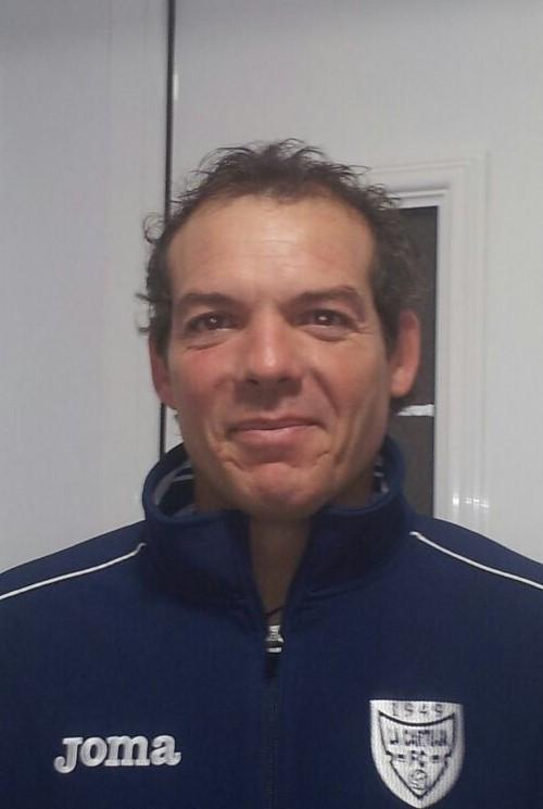 Rincón entrenador Christian