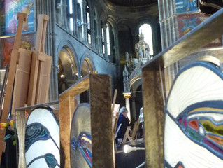 MANSFIELD TRAQUAIR PROJECT - Art Exhibition