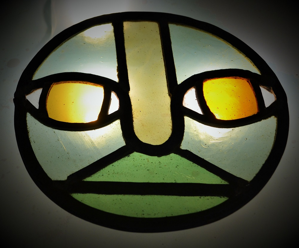 By Elle Panel. January 2016. David Mola  Stained glass Workshop for beginners..jpg