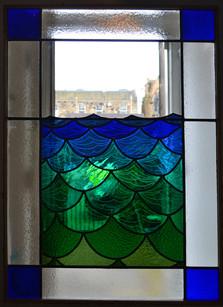 Waves panel. portobello (Edinburgh)