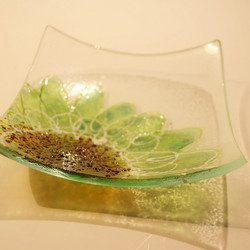 Fusing and slumping glas