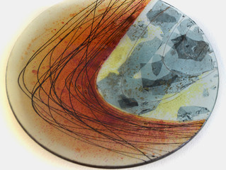 """David Mola Glass Studio will be taking part in """"Art Walk Porty Festival"""" 1st and 2nd Septe"""