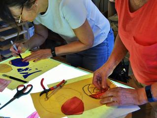 Reflecting Mackintosh workshop