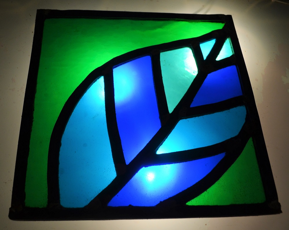 By Jane. January 2016. David Mola  Stained glass Workshop for beginners..jpg
