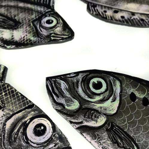 Tin Fish. Turbot