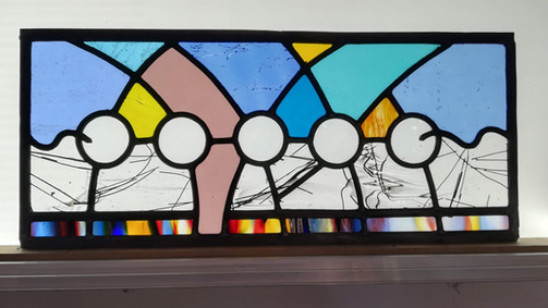 Stained glass repairs and restoration 2