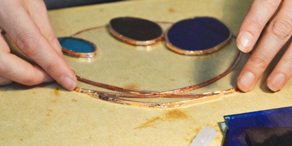 Copper foil taster