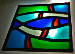 By Anne. January 2016. David Mola  Stained glass Workshop for beginners..jpg