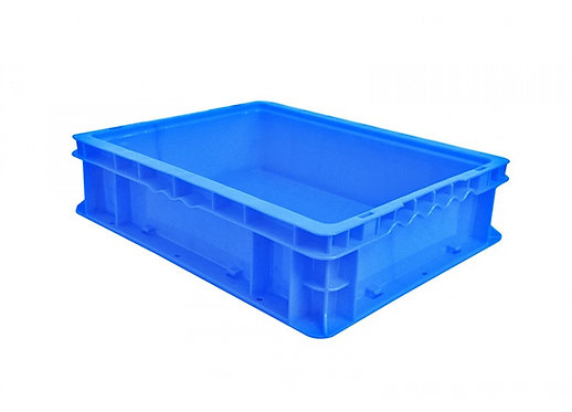 Caja de plastico industrial