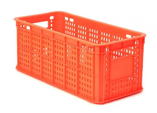 Caja Agricola Boston Calada 44cm x 21cm x 17cm