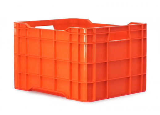 Caja Agricola Ganadera Cerrada 44cm x 36cm x 28cm