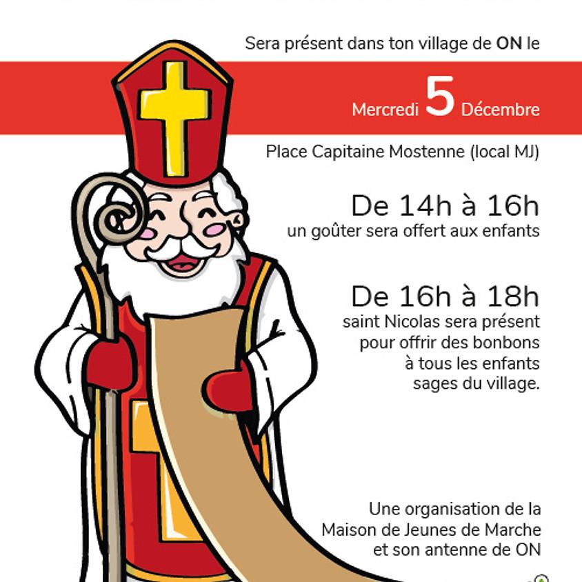 Saint Nicolas - ON
