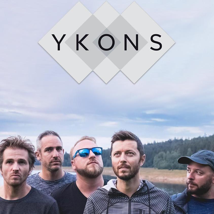 YKONS au WEX Club