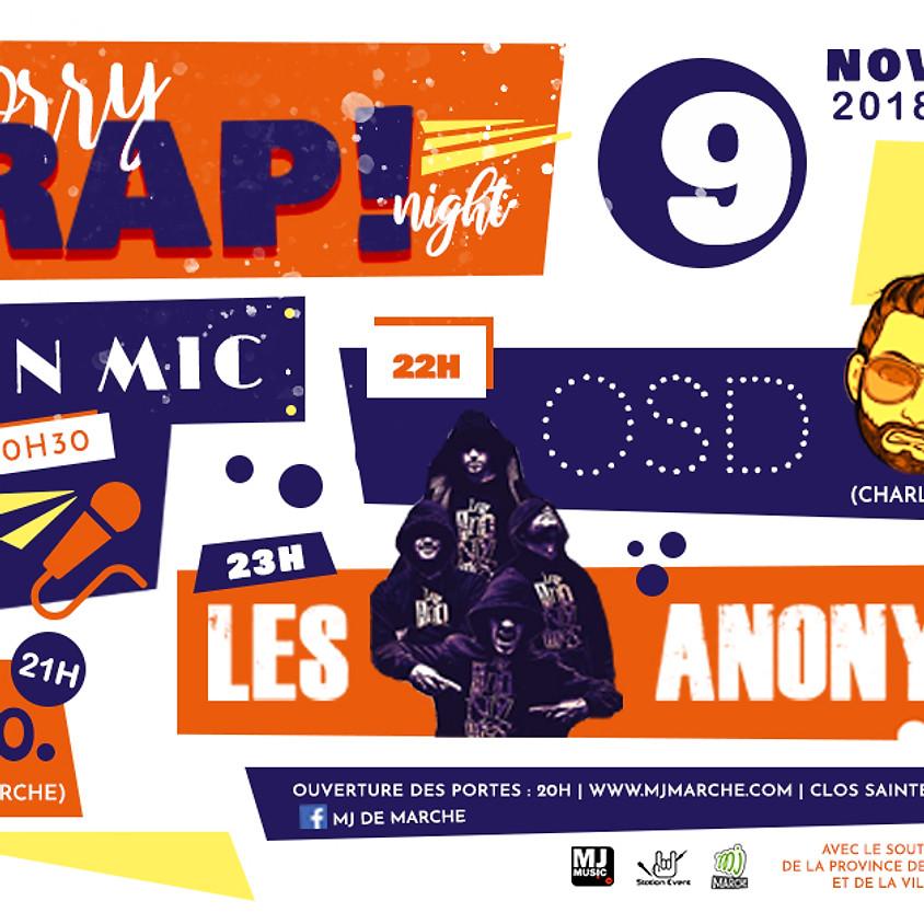 Rap night | Concert rap