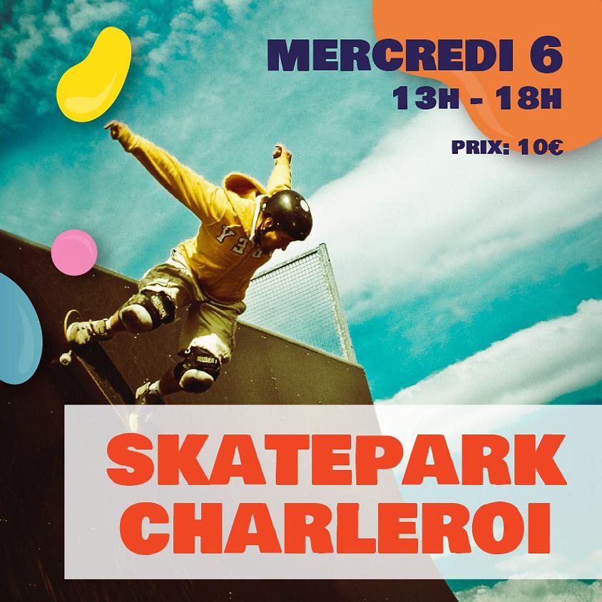 Skatepark Charleroi