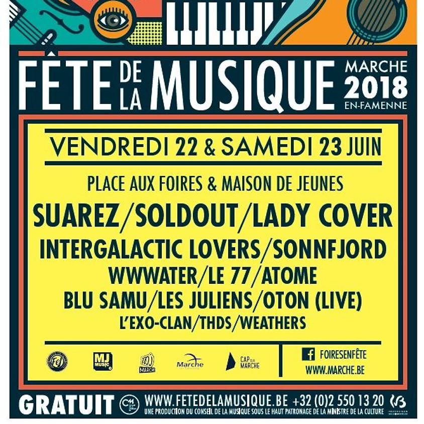Fête de la Musique / Marche-en-Famenne