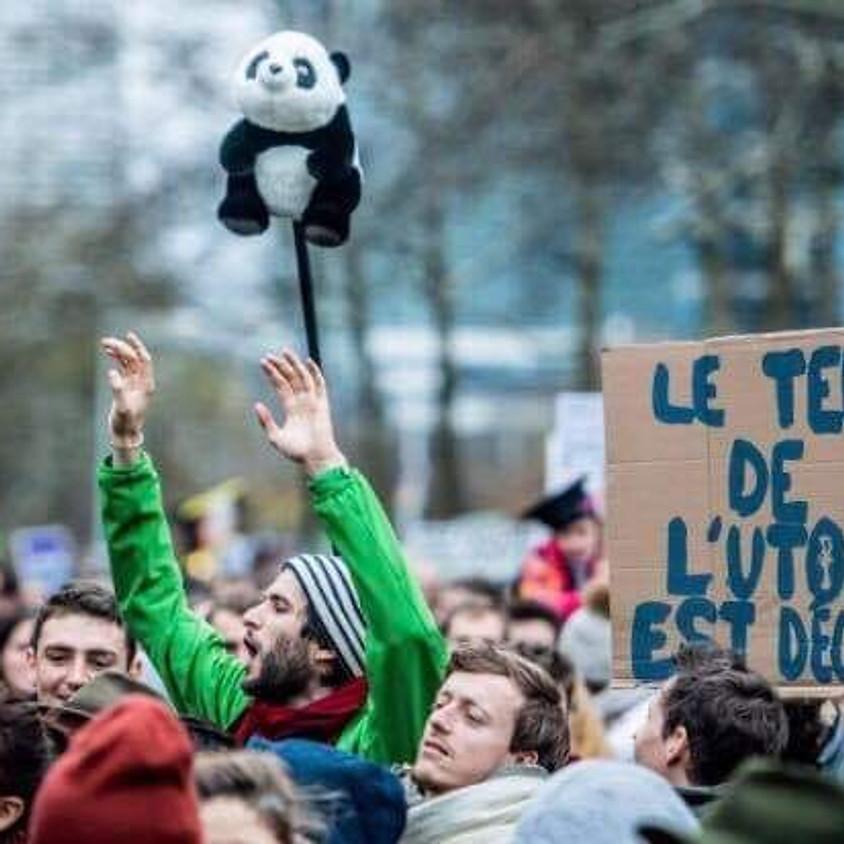 Marche pour le climat!