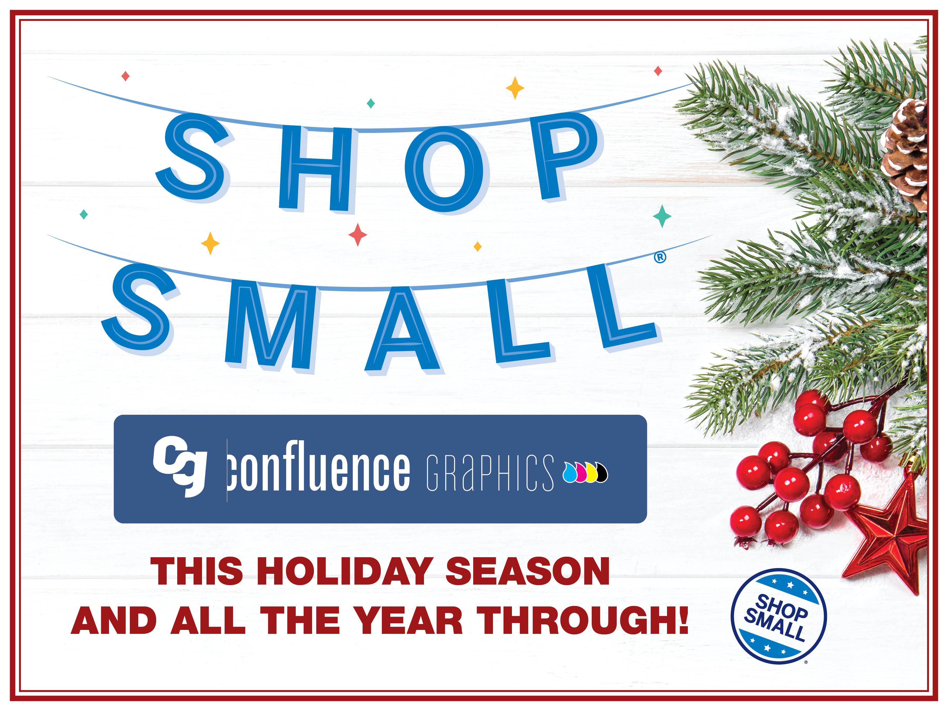 Confluence Shop Local Holiday Season 150