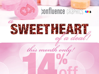 Print this page for 14% off in the Month of February