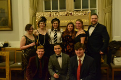 Prohibition Ball 2020 with 2019/2020 Committee